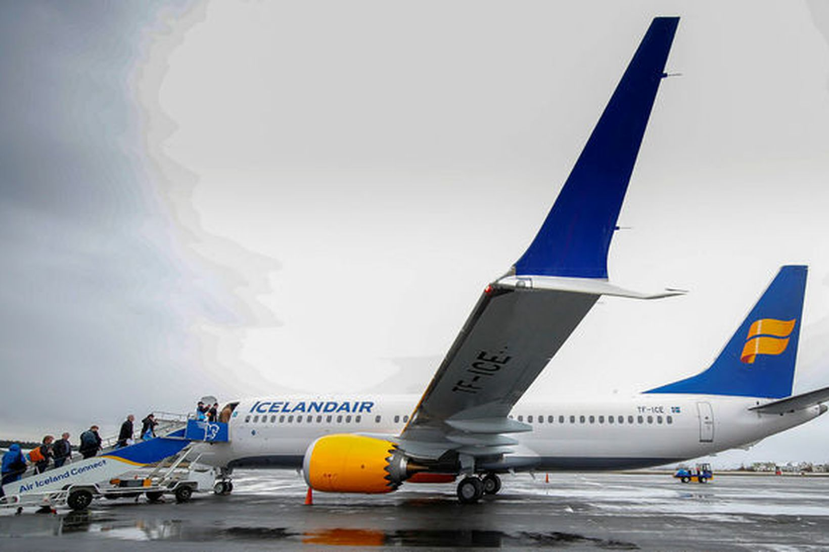 Icelandair á von á sex nýjum Air Boeing 737 MAX …