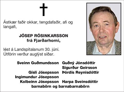 Jósep Rósinkarsson
