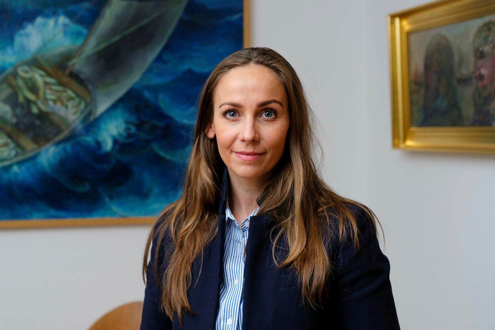 Heiðrún Lind Marteinsdóttir, framkvæmdastjóri SFS, segir átak samtakanna um að …