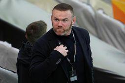 Wayne Rooney er knattspyrnustjóri Derby County.