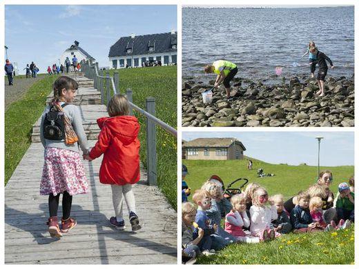 Children's Day on Viðey Island June 25
