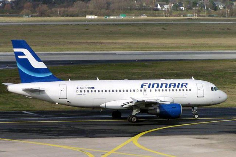 Finnair er efst á lista JACDEC.