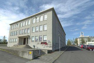 Mygla er í Vörðuskóla við Skólavörðuholt í Reykjavík.