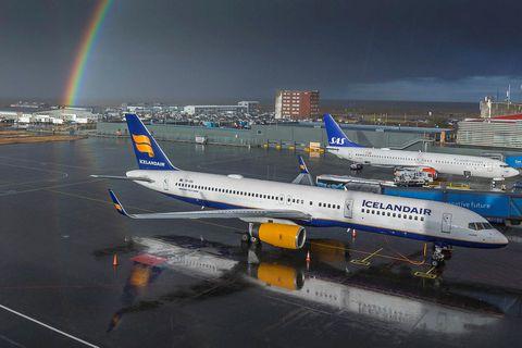 Töluverð umframeftirspurn varð eftir hlutum í Icelandair Group í hlutafjárútboði félagsins á dögunum.