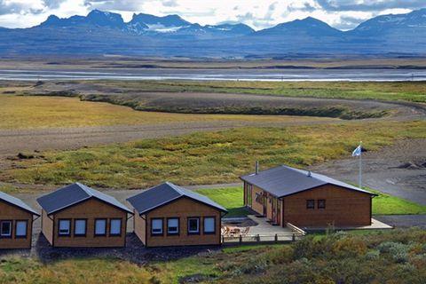 Hálsakot Fishing Lodge