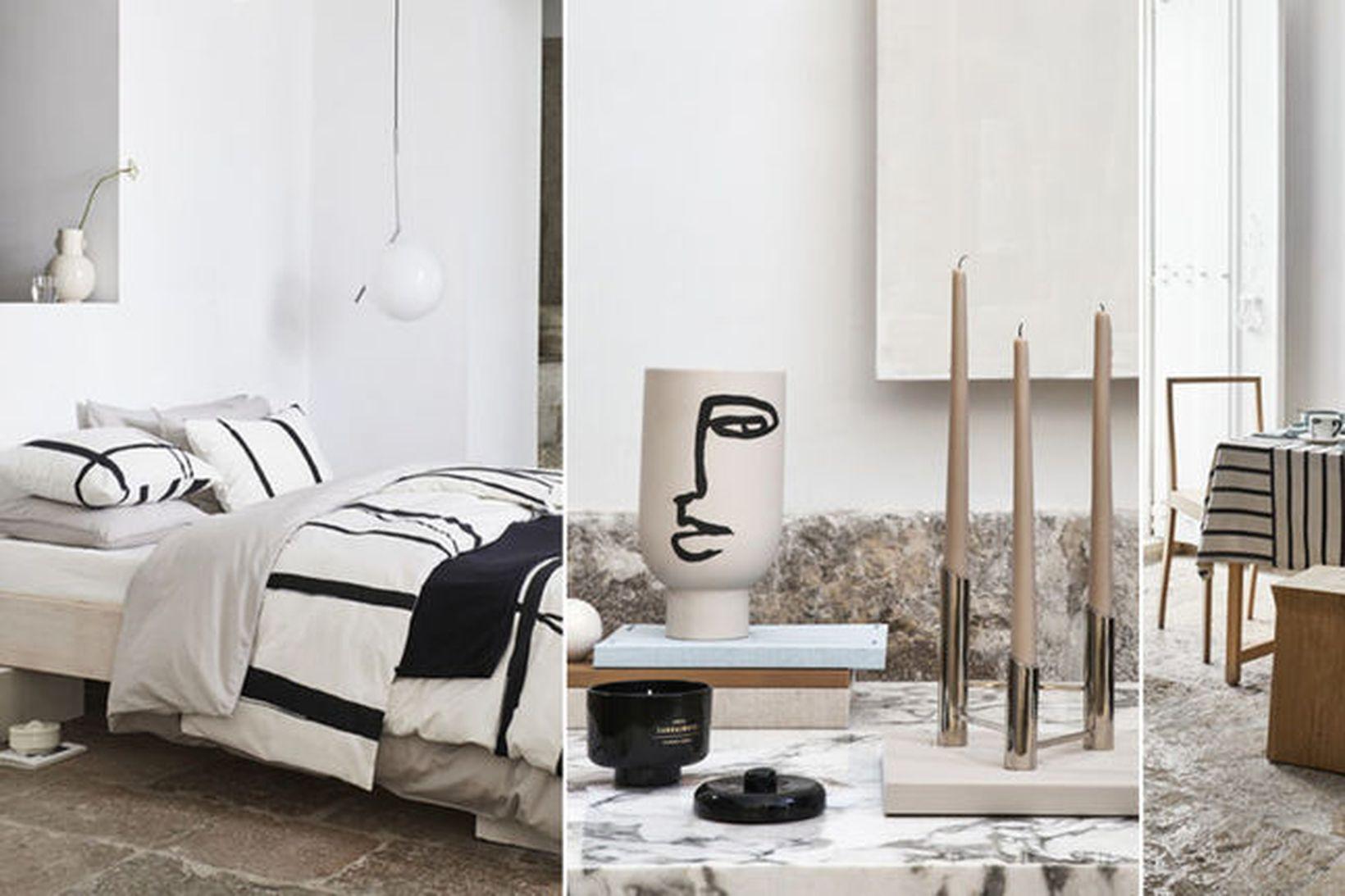 H&M Home hefur kynnt vorlínu sína sem er væntanleg í …