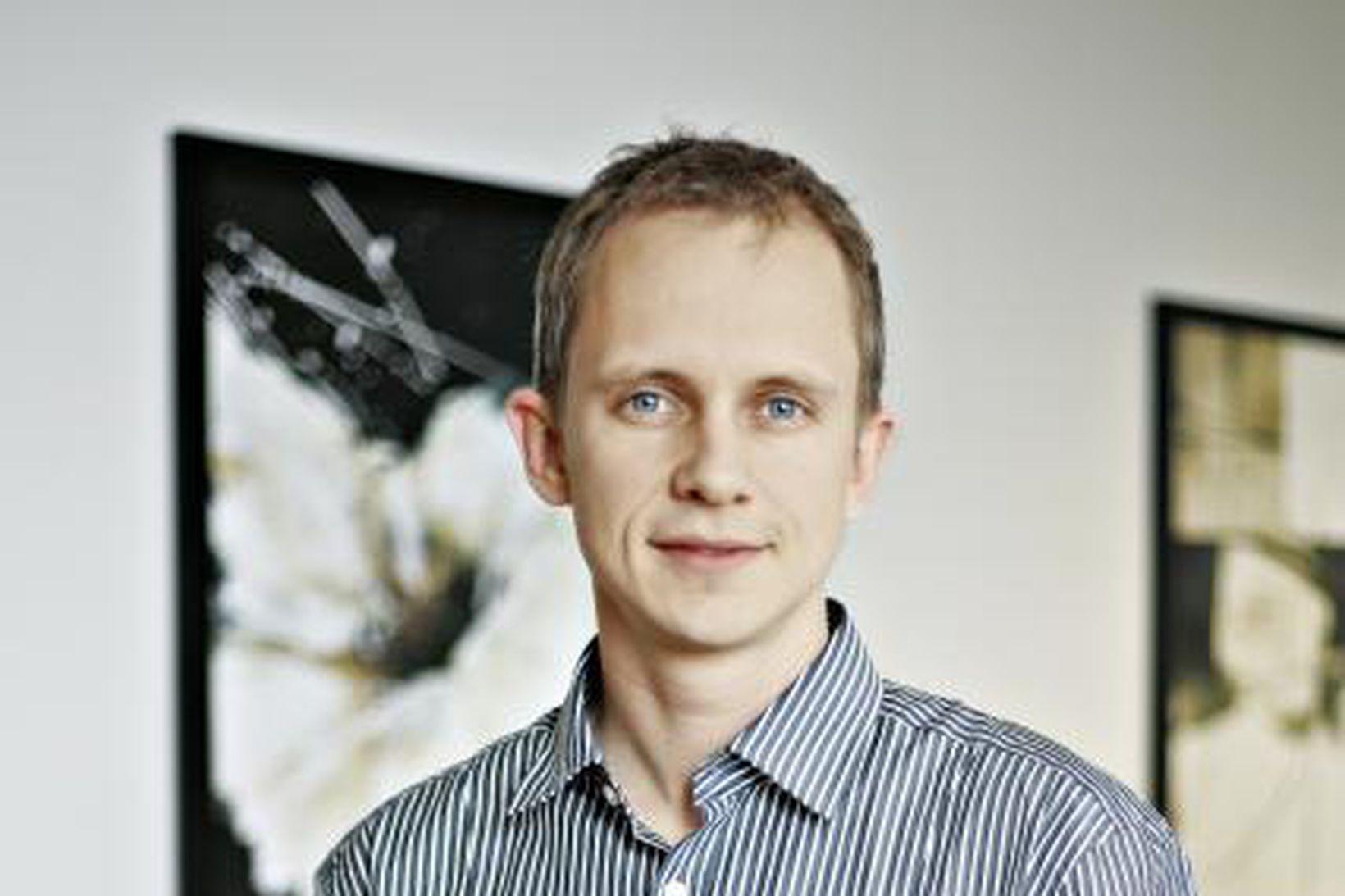 Gauti Reynisson, forstjóri Mint Solutions, segir að markmiðið sé að …
