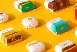 Syndibitakeðjan McDonald's hefur fengið upplyftingu.