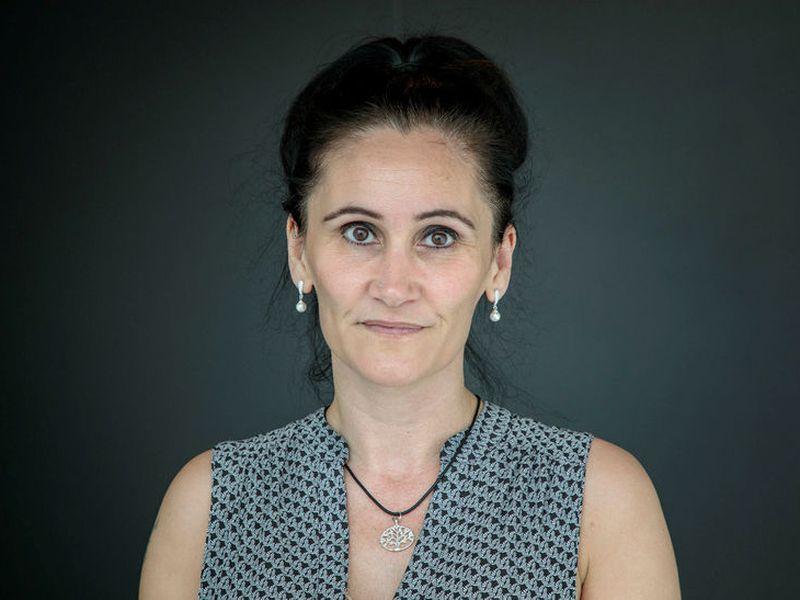 Katrín Sif Sigurgeirsdóttir heads the negotiaion committee for midwives.