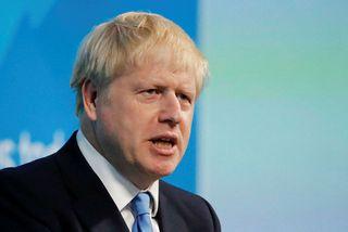 Boris Johnson verður næsti leiðtogi breska Íhaldsflokksins og forsætisráðherra Bretlands.