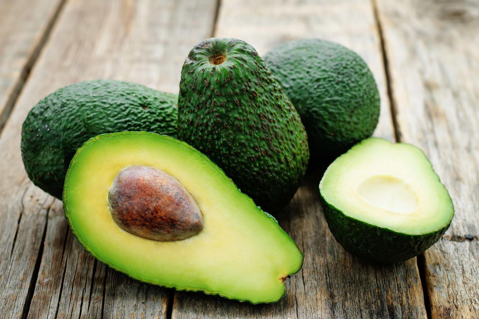 Avocado er dásamlegur ávöxtur og fullur af góðum næringarefnum fyrir …