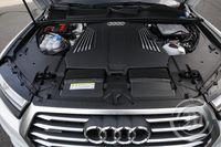 Audi - reynsluakstur