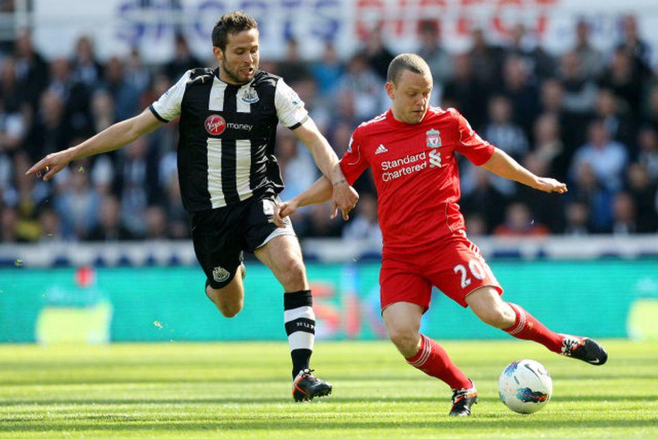 Jay Spearing er farinn frá Liverpool til Bolton.