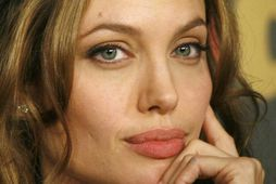 Angelina Jolie varð 46 ára á dögunum og fagnaði því með börnunum sínum