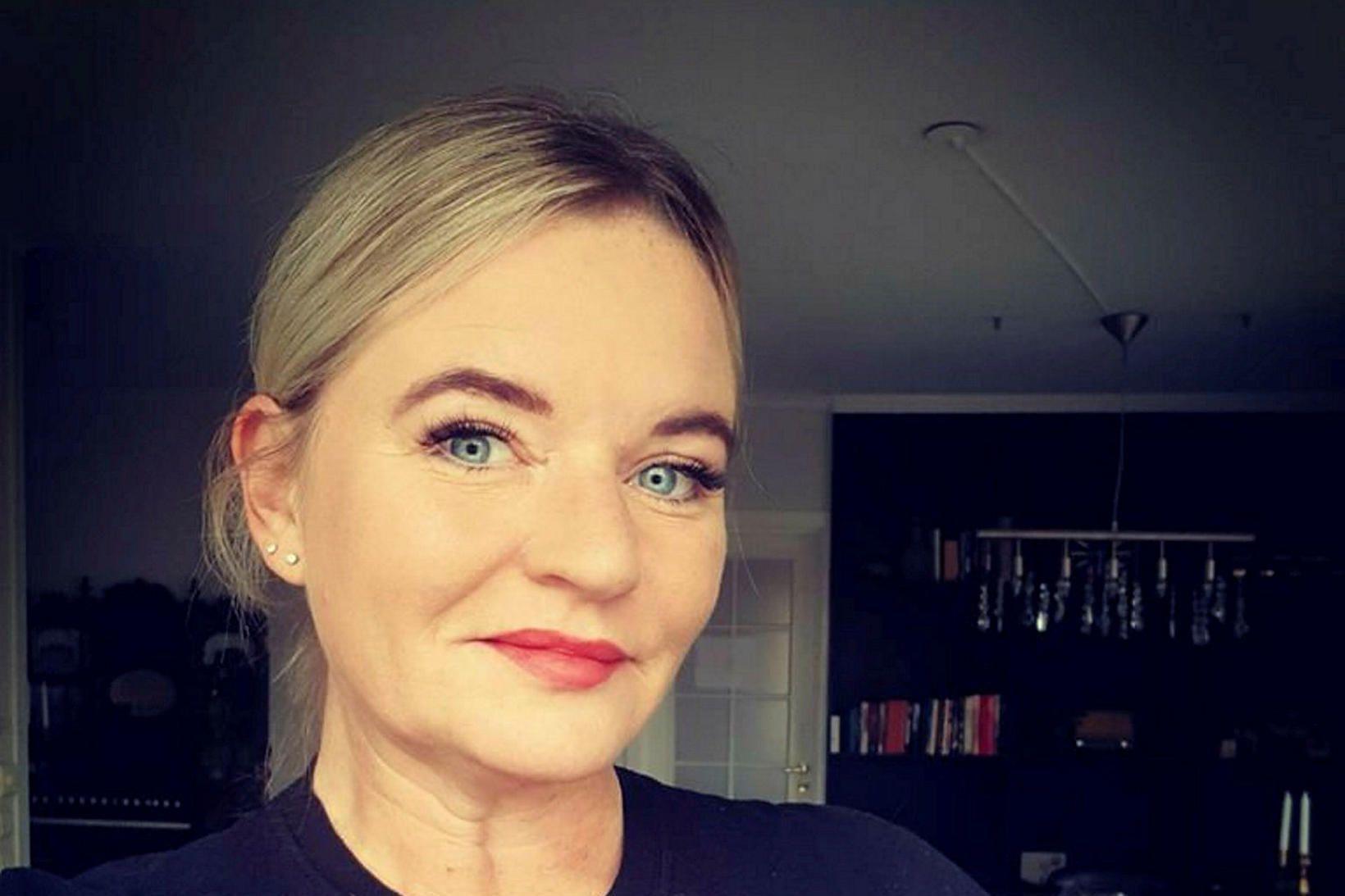 Kristín Ólafsdóttir, framkvæmdastjóri Píeta-samtakanna.