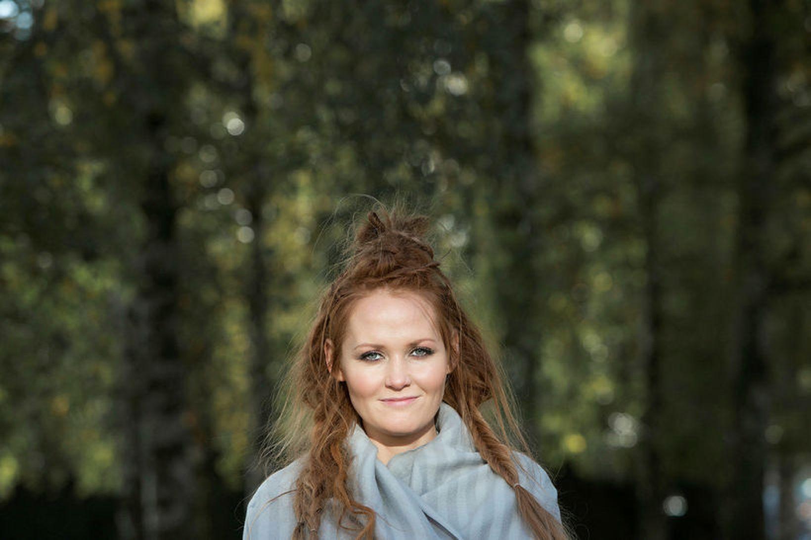 Ágústa Eva Erlendsdóttir.