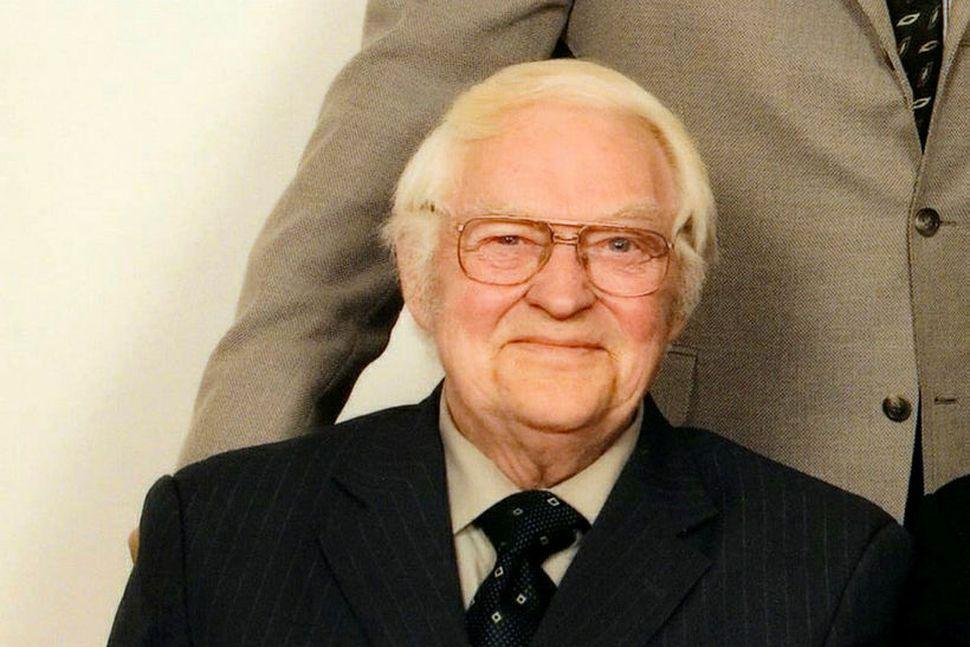 Loftur Þorsteinsson.