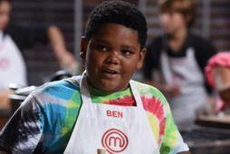 Ben Watkins er látinn 14 ára að aldri.