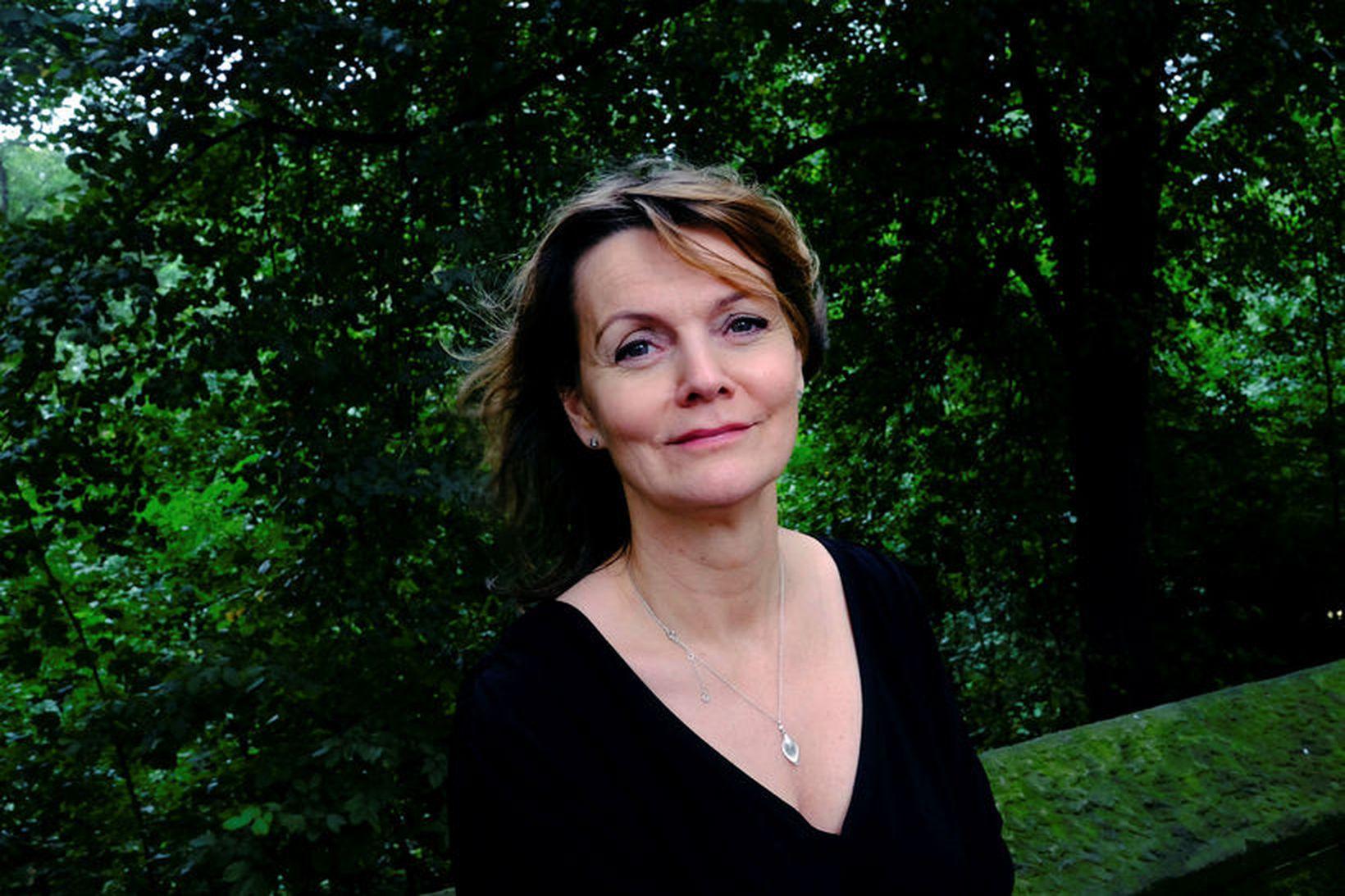 Ásdís Halla Bragadóttir, framkvæmdastjóri Heilsumiðstöðvarinnar.