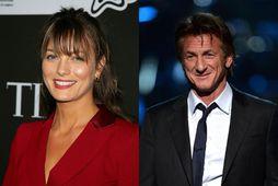Leila George og Sean Penn eru að skilja.