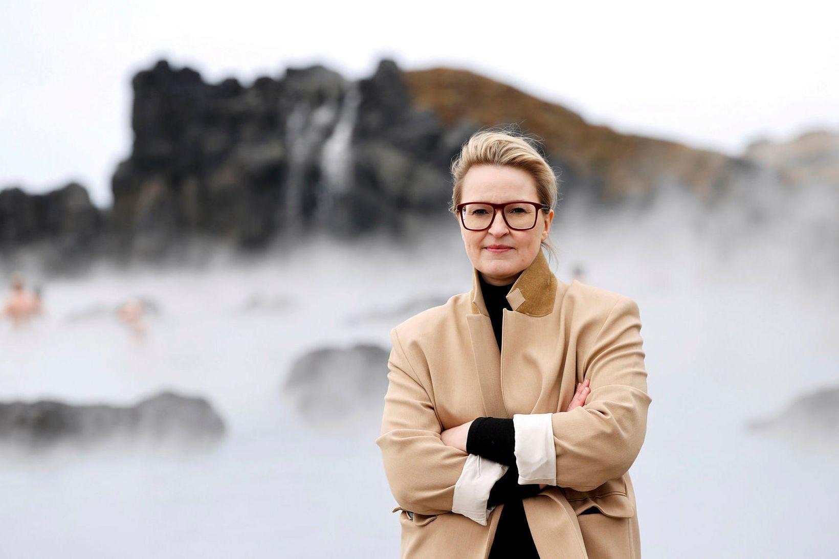 Dagný Pétursdóttir er framkvæmdastjóri Sky Lagoon.