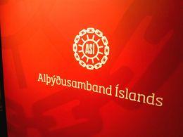 ASÍ Alþýðusamband Íslands