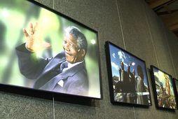 480 milljónir í dánarbúi Mandela