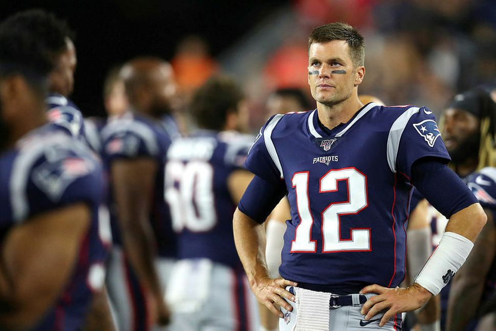 Engan bilbug má finna á Tom Brady sem hefur sitt ...
