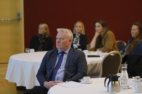 Sigurður Ingi Jóhannsson býður sig fram í 1. sæti listans.