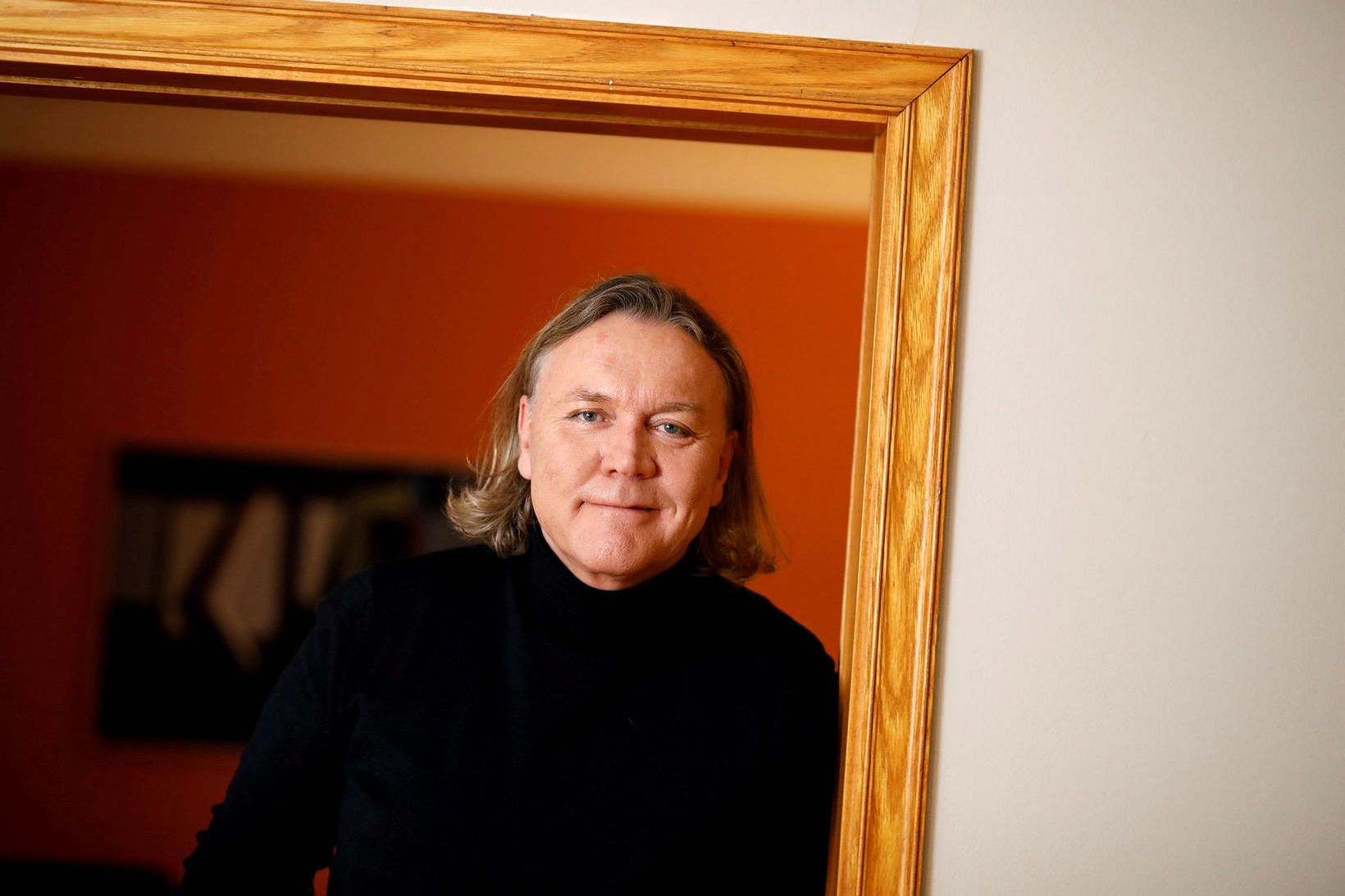 Einar Þór Jónsson, þroskaþjálfi og framkvæmdastjóri HIV Ísland.