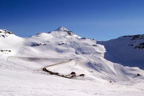 Oddsskarð Skiing Area