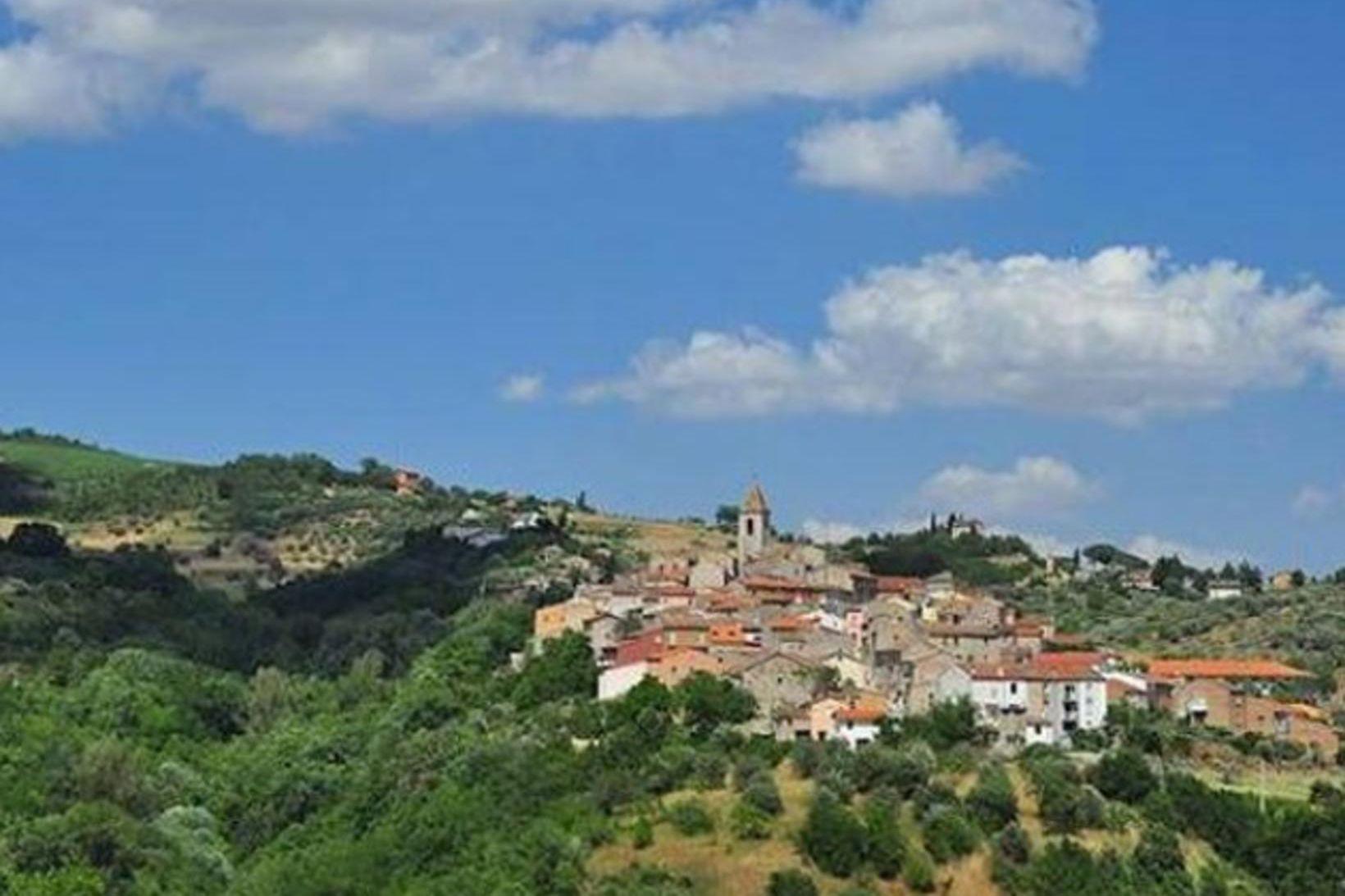 San Giovanni í Galdo í Molise-héraði.