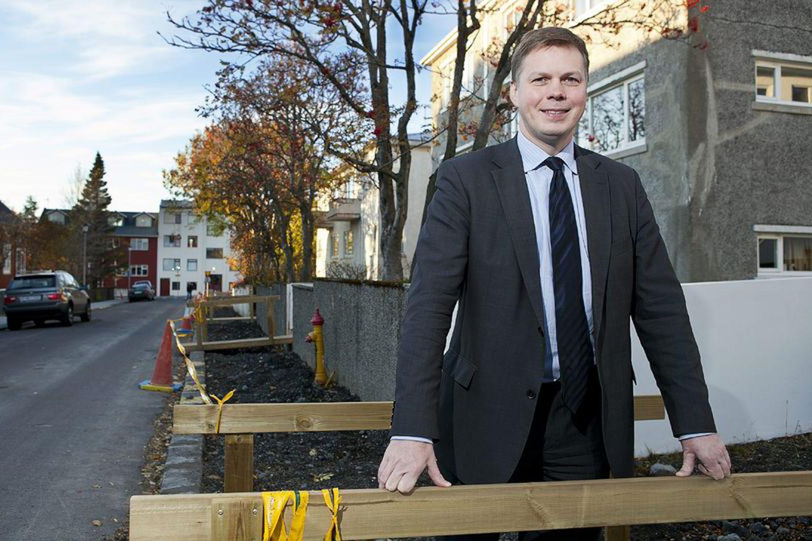 Kjartan Magnússon
