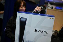 Playstation 5-leikjatölvan er uppseld á Íslandi og víðar í heiminum.