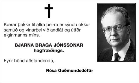 Bjarna Braga Jónssonar