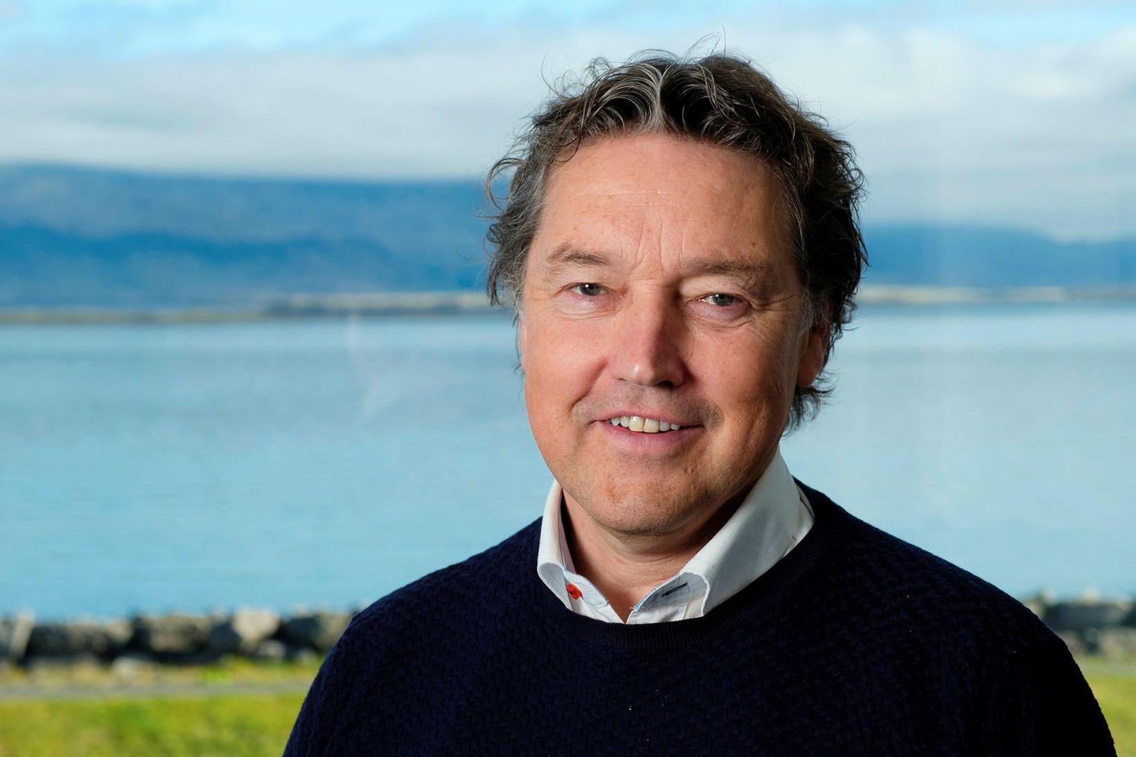 Guðmundur Kristjánsson í Brimi.