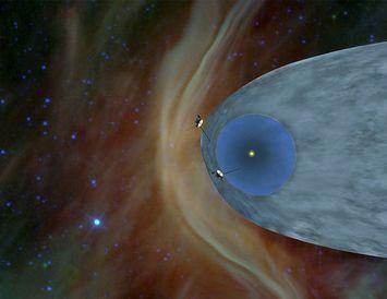 Sex ár eru síðan Voyager 1 yfirgaf sólkerfið og varð fjarlægasti manngerði hlutur frá jörðu.