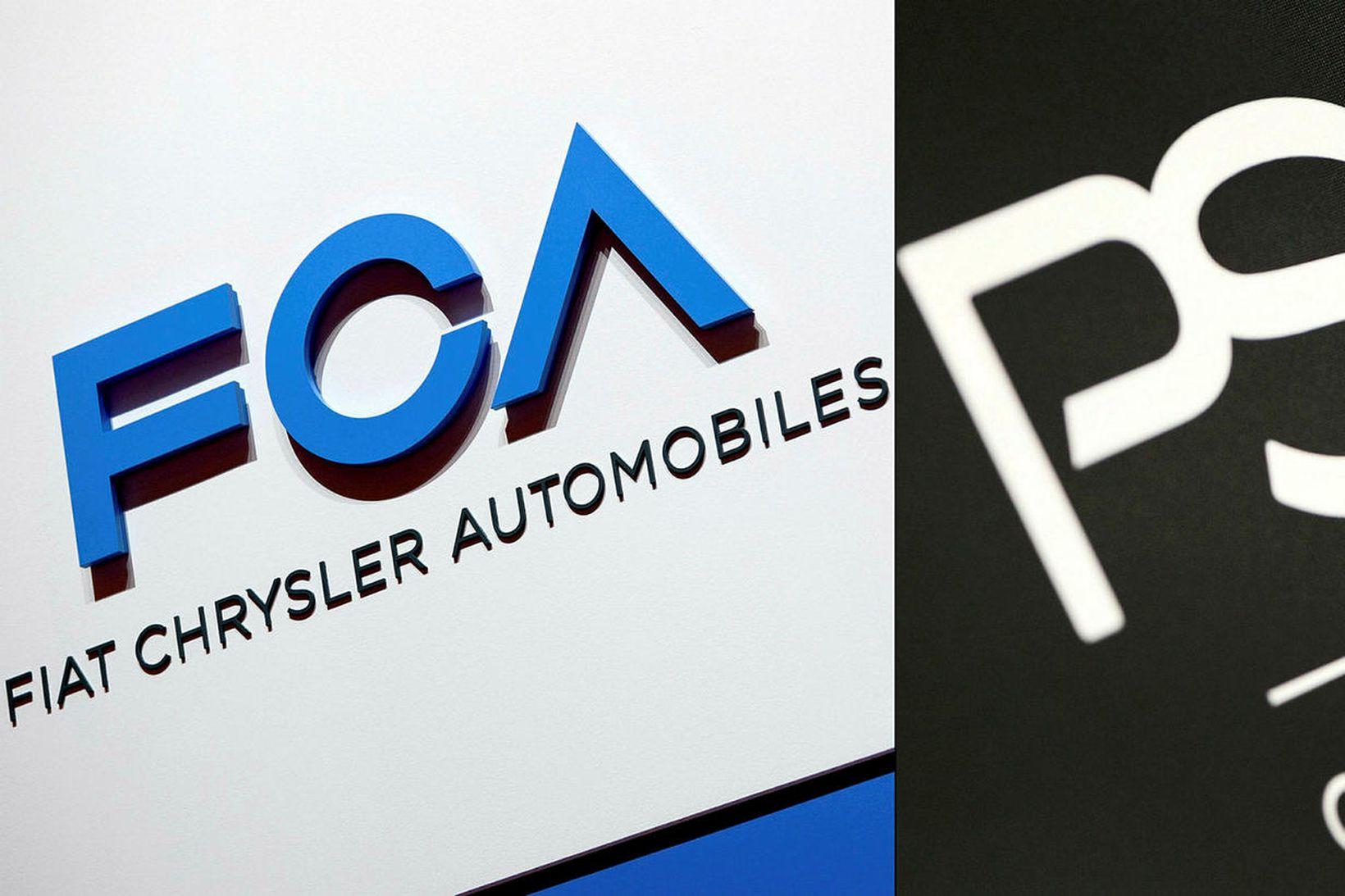 Fiat Chrysler (FCA) og Peugeot Citroen (PSA) spila á samlegðaráhrif …