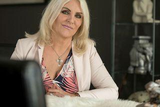 Linda Baldvinsdóttir, markþjálfi hjá Manngildi.