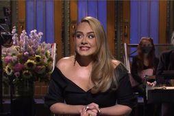 Tónlistarkonan Adele.