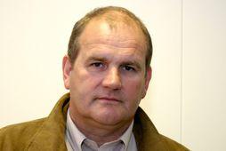 Björn Snæbjörnsson formaður Starfsgreinasambandsins.