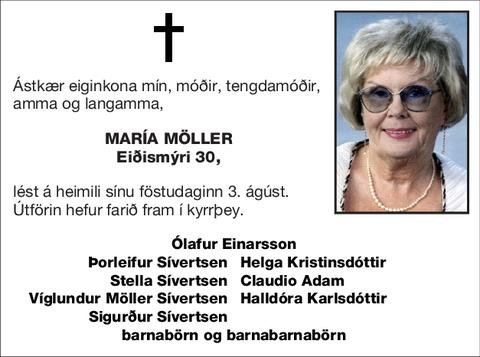 María Möller