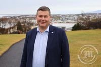 Jóhann Steinar Ingimundarson - Ungmennafélag Íslands - formaður