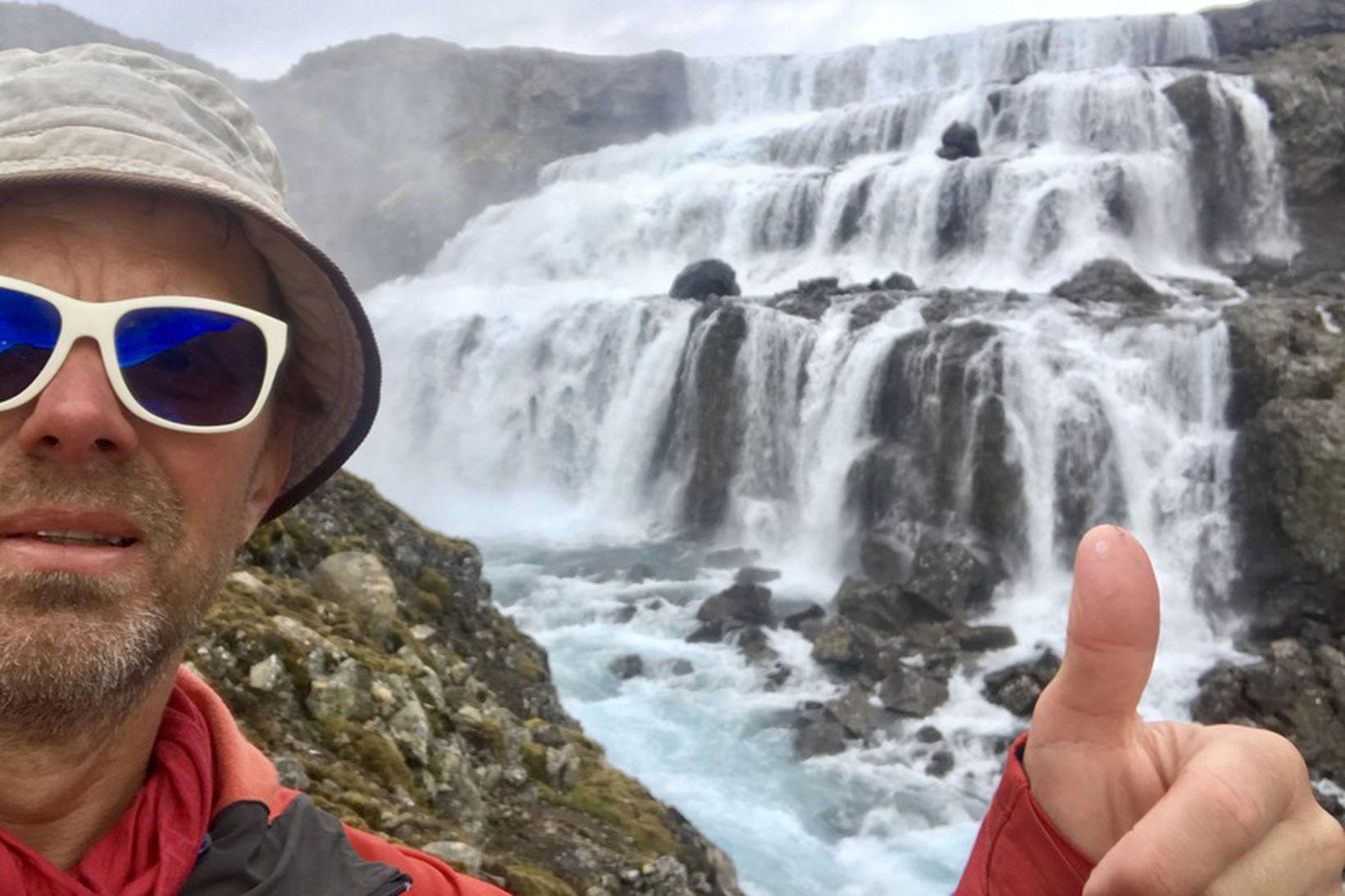 Tómas Guðbjartsson hjartaskurðlæknir birti þessa mynd á Facebook snemmsumars. Hún …