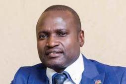 James Hatuikulipi, fyrrverandi stjórnarmaður Fischor í Namibíu.