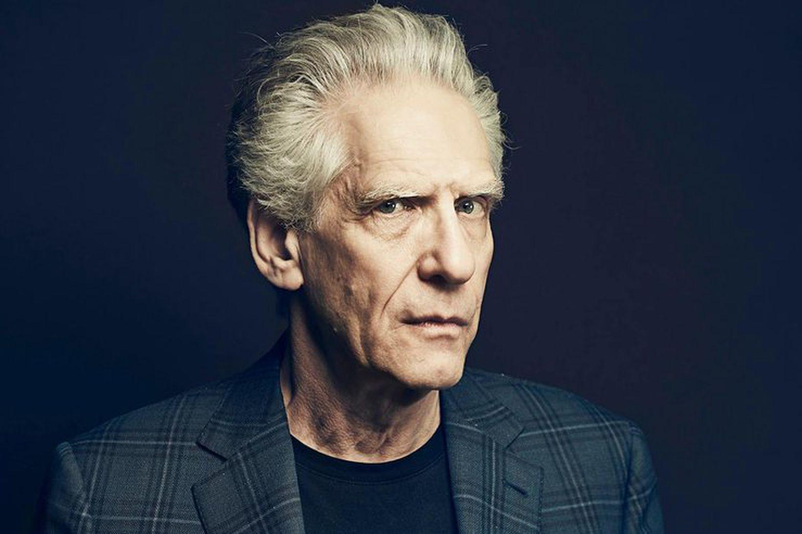 David Cronenberg kemur til Íslands í næstu viku.
