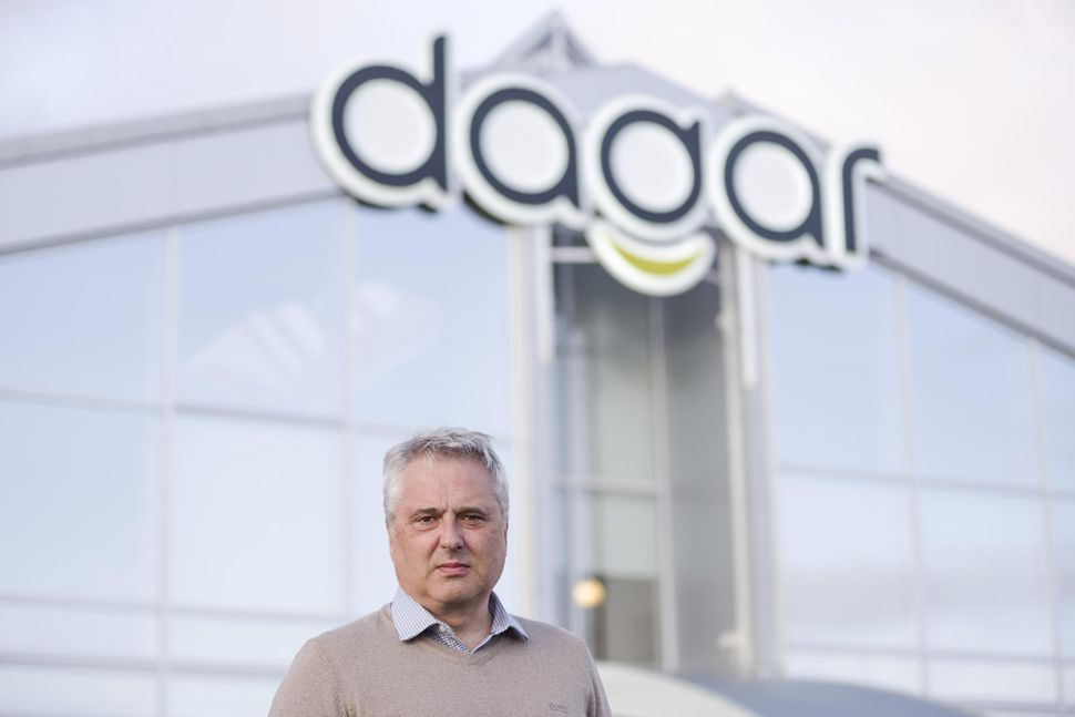 Björgvin Jón Bjarnason er nýr fjármálastjóri Daga.