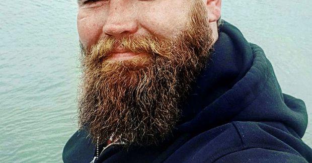 Garðar Viðarsson Snapchat-stjarna.