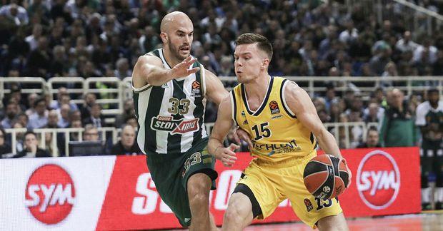 Martin Hermannsson í EuroLeague