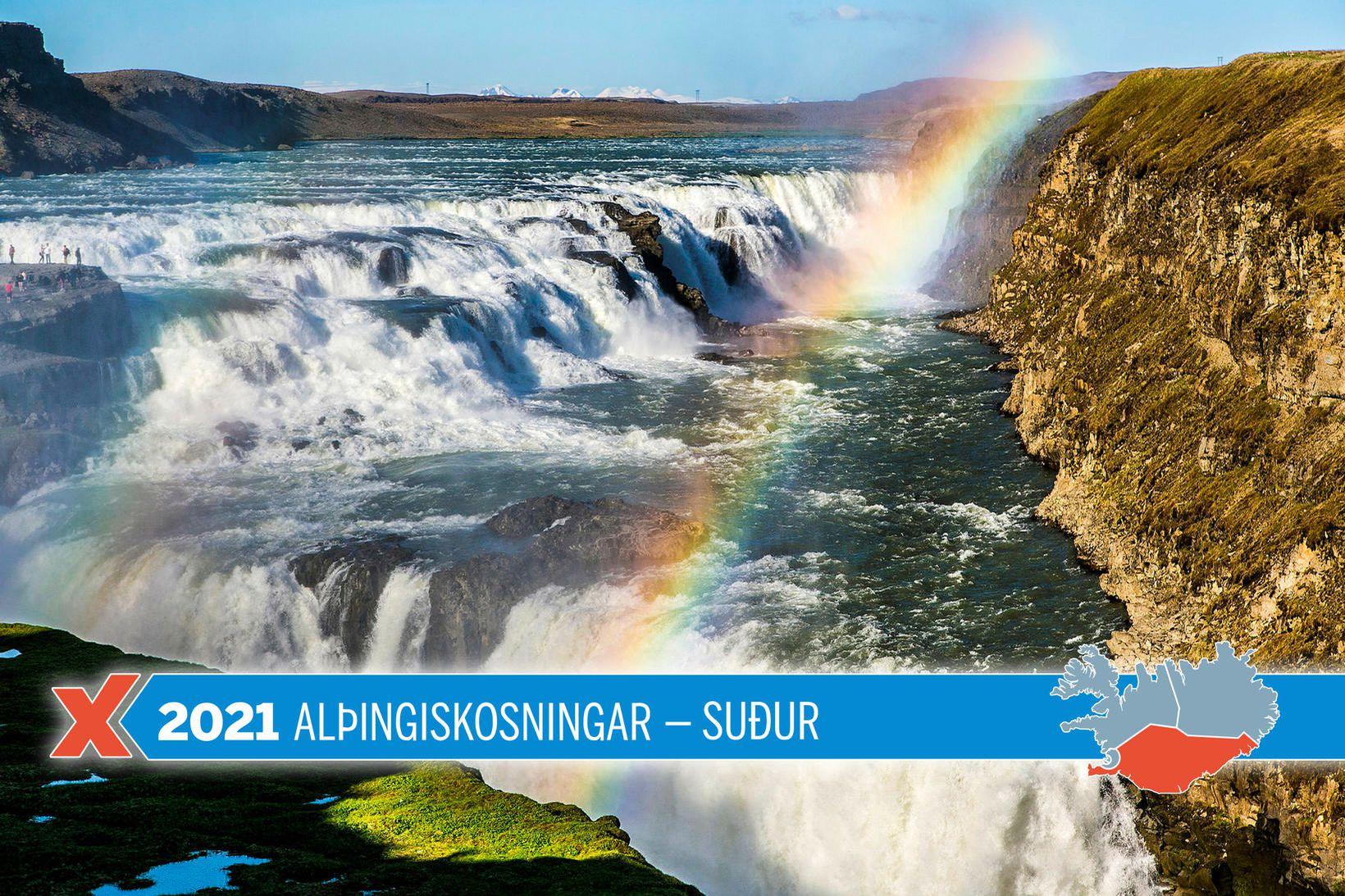 Líklegt má telja að atkvæði verði talin aftur í Suðurkjördæmi.